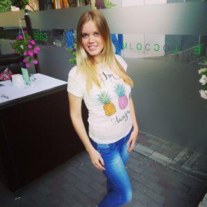 Oksana (29 years old) | ID 036