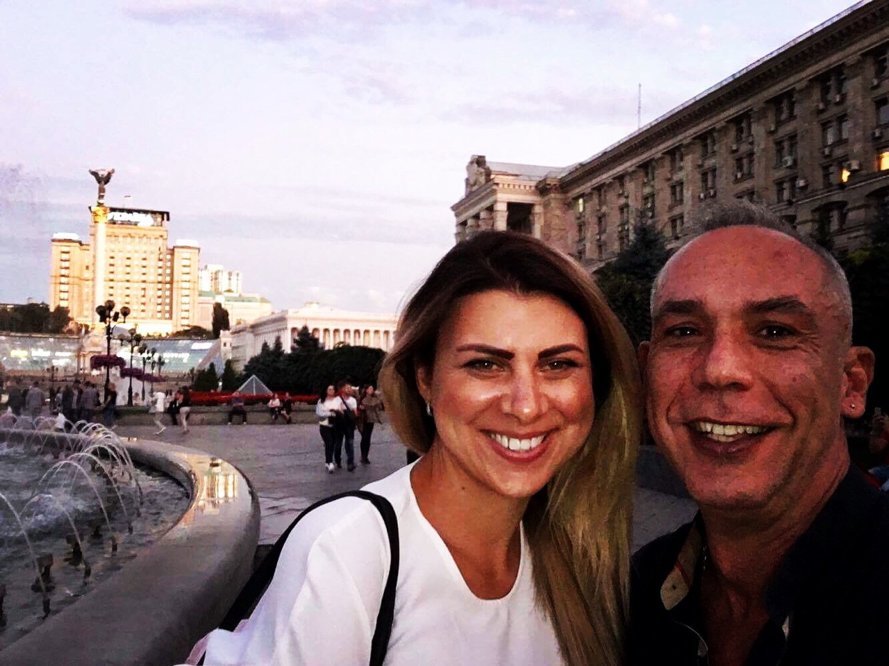 Anna Ukolova, Alex Pinto