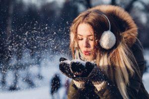 New year holidays in Ukraine