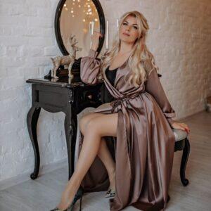 Ekaterina (42 years old)   ID 042