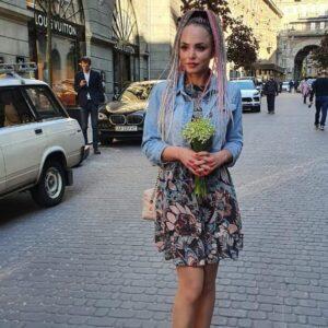 Kristina (35 years old)   ID 043
